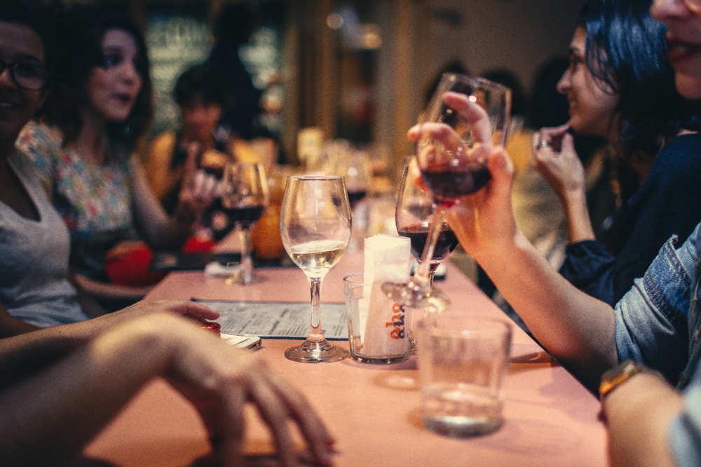 吃货朋友圈文案 和闺蜜吃饭的文案